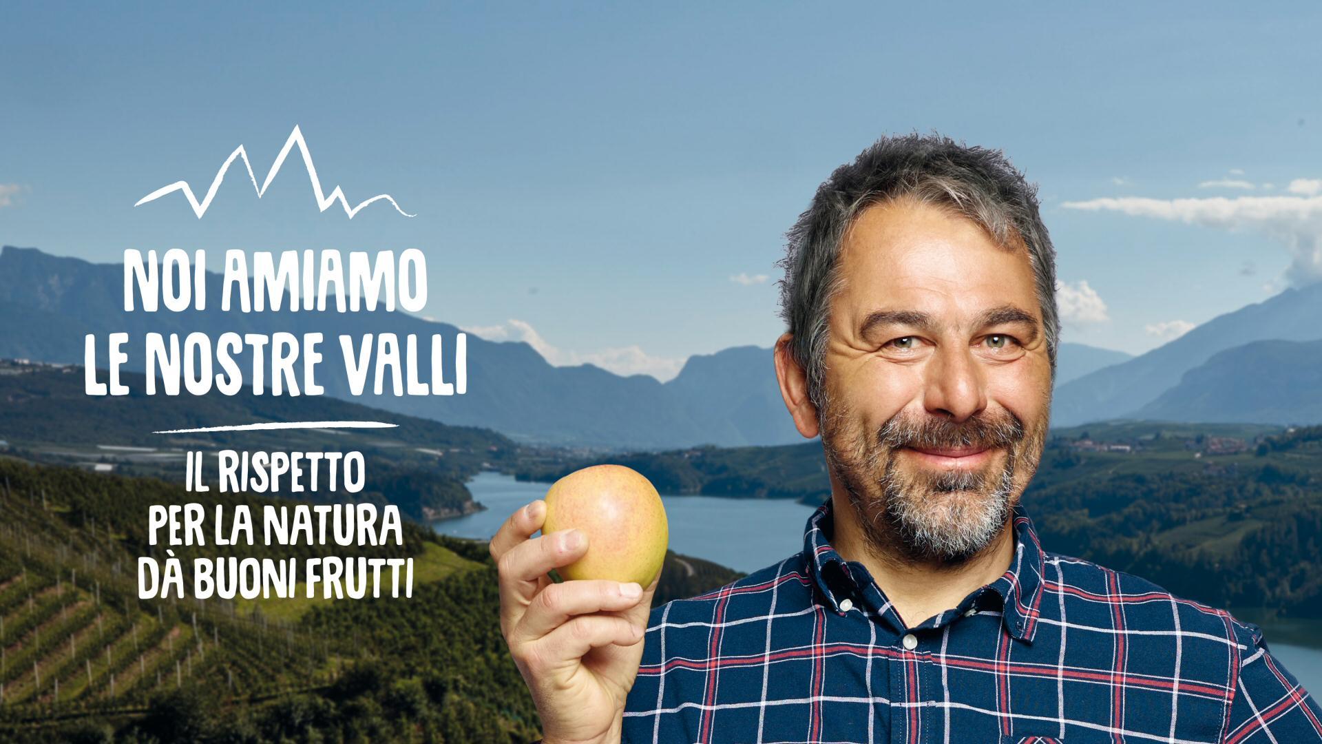 Noi amiamo le nostre valli - Melinda Trentino